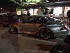 RWB at Tarumi parking Rauh Welt, Jdm, Dream Cars, Porsche, Japan, Ship, Park, Ships, Parks