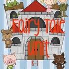This Fairy Tale Unit includes: Fairy Tale Facts Page for students Fairy Tale Four Square writing- Students write 4 things they know about Fairy Ta. Literacy Worksheets, Kindergarten Activities, Book Activities, Fairy Tales Unit, Thematic Units, Homeschool Kindergarten, Nursery Rhymes, Classroom Ideas, The Unit