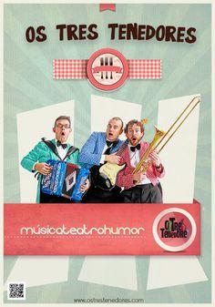 Ensalada de instrumentos @ Auditorio Municipal - Ourense escea escena música infantil Os Tres Tenedores