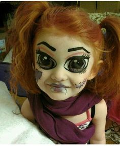 I'm so going to try this on my daughter Kay!!!
