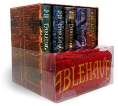 Fablehaven: The Complete Series Boxed Set