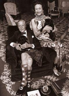 The Duke & the Duchess of Windsor