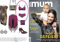 We adore Mum Magazine so when we were flicking through and came across our Allure set we were more than a little excited! With a focus beautiful, sleek styles for modern mums,our Allure rangefits perfectly...