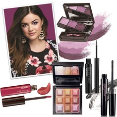 Get the Look: mark. girl Brand Ambassador and Pretty Little Liars star Lucy Hale rocks the radiant orchid trend in the new Fall mark. Magalog! Ask me for coupon codes. To shop:  http://klanier.avonrepresentative.com