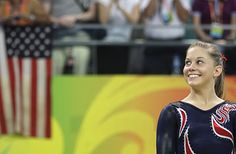 """""""I don't think I've ever not gotten nervous. When you work so hard for one special day or routine, you want to perform it better than you ever have. We always say at our gym, If you lose the nerves, you lose the sport."""" -Shawn Johnson"""