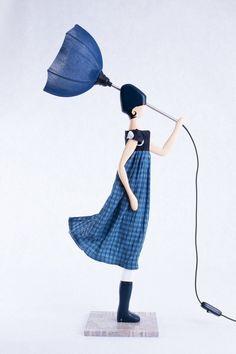 BonLaVie added a new photo. Handmade Lamps, Best Sellers, Summer Dresses, Girls, Photos, Fashion, Figurine, Scale Model, Toddler Girls