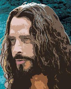 Chris Cornell Art for Sale - Fine Art America