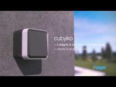 Interrupteurs et prises étanches cubyko de Hager