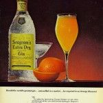 Seagram's Gin, 1963