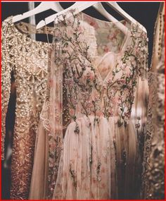 These embroidered Patricia Bonaldi gowns from years past feel just as fresh for this season! Evening Dresses, Prom Dresses, Formal Dresses, Wedding Dresses, Beaded Dresses, Bridesmaid Dresses, Flower Dresses, Long Dresses, Vestidos Vintage