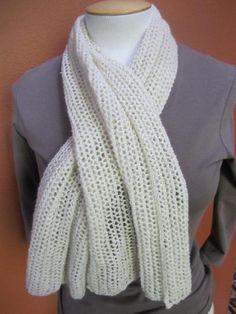 Chambery scarf | Craftsy