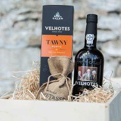 Geschenkset für Firmenkunden und Geschäftspartner mit Portwein www.benefizshoppen.de #portwein #kundengeschenke #businessgift