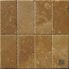 Tuscany Walnut Chiseled Pavers by MSI Stone