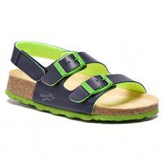 Sandály SUPERFIT - 4-00124-81 S Blau Birkenstock Arizona, Furla, Super, Fit, Sandals, Fashion, Blue, Moda, Shoes Sandals