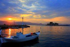 Bourtzi, Nafplion, Greece