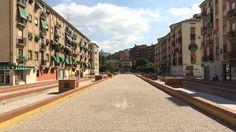 GRANADA   RONDA   Calle Alcázar del Genil, de espaldas al Camino de Ronda.
