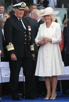 Camilla Parker Bowles Photos  - The 70th Anniversary of D-Day Landings Commemorated - Zimbio
