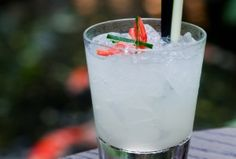 Drink Recipes: Fresh Cocktails from Thailand