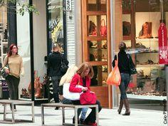 Shopping on Rua Oscar Freire