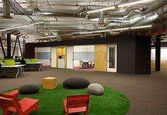 Skype Office  Commercial Interior Design mindfuldesignconsulting.com