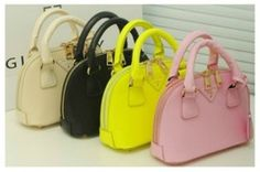 Mini PRISCILLA Handbag WithLogo