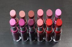 Jordana Modern Matte Lipsticks, Swatches and Review #jordana