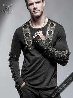 Official distributors of Punk Rave, Killstar, RQ-BL & other Dark fashion brands. Gothic Fashion Men, Steampunk Fashion, Mens Fashion, Steampunk Jacket, Steampunk Diy, Dark Fashion, Rave Outfits Men, Men's Outfits, Men's Shirts And Tops