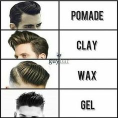 Perfect Which One Do You Use To Style Your Hair ?