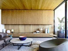Casa modernista na Austrália (Foto: Derek Swalwell/ Divulgação)