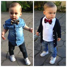 Little Kids Camo Neck Tie