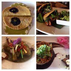 Had EXCELLENT meal @ Gabi's in Orange:huitlacoche quesadillas, gorditas/pork pastor,shrimp green mole,cochinita pibil