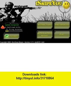 iSnipeYou (Full) , Android , torrent, downloads, rapidshare, filesonic, hotfile, megaupload, fileserve