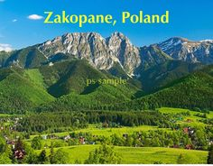 Probably the best known mountain peak in Poland ft). Its shape resembles that of a sleeping knight, who awaits a sign to rise in order to defend his homeland (according to the legend). Beautiful Places To Visit, Great Places, Places To See, The Beautiful Country, Beautiful World, Polish Mountains, Poland Country, Zakopane Poland, Visit Poland