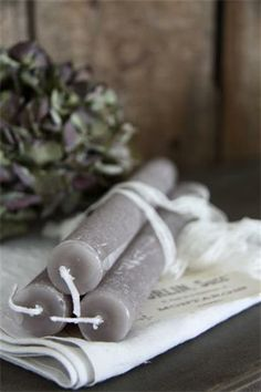#grey candles