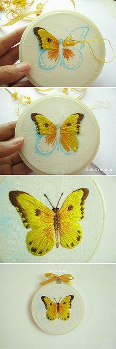 Epinglé sur Pinterest {ananas et papillon !} - Plumetis Magazine