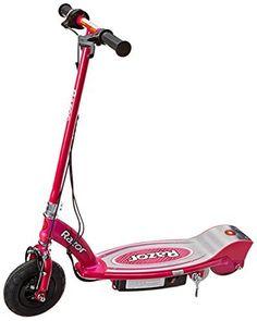 Razor E100 Pink Electric Scooter Liz