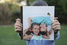 ИДЕИ ДЛЯ ВДОХНОВЕНИЯ  Удивительным подарком вашим близким может быть книга из фотографий Дней рождения разных лет жизни.
