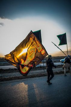 Walk of Arba'een. Over 20 million people go to the city of Karbala in Iraq to visit the shrine of Hussein Ibn Ali during Arba'een.