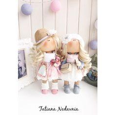 Смотрю на них и думаю и это делаю я???☺️☺️не верится самой Куколки разъехались по домам,ростик 31 см #tatiananedavnia #tilda #wedding #pink #pillow #МК #decor #fabrik #handmad #knitting #love #cotton #baby #кукла #шитье #выставка #шеббишик #пупс #платье #подарок #праздник #работа #ручнаяработа #сделайсам #своимируками #ткань #тильда #интерьер #интерьернаяигрушка #интерьернаякукла