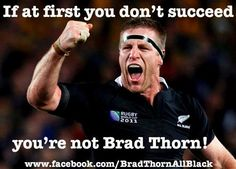 Brad Thorn