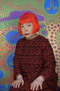 """Instituto Tomie Ohtake apresenta """"Obsessão infinita"""", de Yayoi Kusama."""