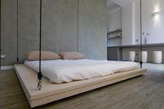 4 bedden die geen ruimte innemen en ideaal zijn in een loft Roomed | roomed.nl