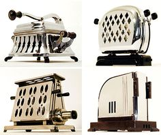 "vintage toasters ""Is it not enough that we're sheltering a dangerous revolutionary, Mrs Hughes, could you not have spared me that?"""