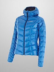 great body mapped baffling... Ilam 850 Fill Hydrodown™ Jacket by Berghaus