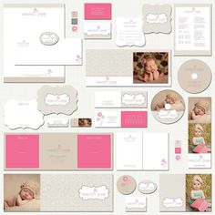 Premade Photography Business Marketing and by simplypixels on Etsy, $100.00