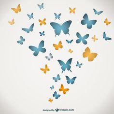 Butterflies vector template - Freepik.com-Butterflies-pin-2