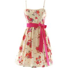 I think this is cute but I don't really wear dresses at all, only on special occasions.