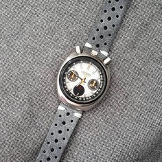 High End Watches, Citizen, Chronograph, Leather, Instagram, Design