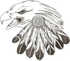 5 Best Images of Eagle Feather Stencil Printable - Eagle Tattoo Stencils Printable, Free Printable Feather Stencils and Eagle Feather Tattoo Stencil Eagle Feather Tattoos, Feather Tattoo Design, Eagle Tattoos, Feather Drawing, Tribal Tattoos, Wing Tattoos, Celtic Tattoos, Sleeve Tattoos, Eagle Head Tattoo