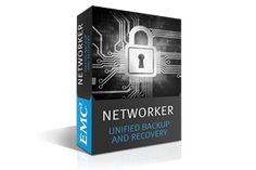 Dell EMC NetWorker details are here @Dell
